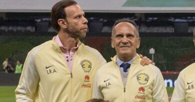 Murió José Alves, padre de Zague y ex jugador del América