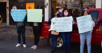 En Durango maestros de CADI advierten que seguirán las protestas