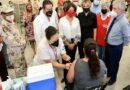 SEP reconoce avances en vacunación a docentes en Sonora